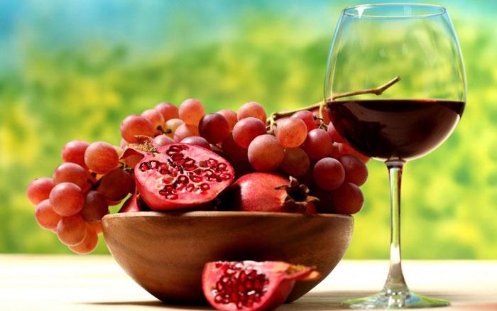 ไวน์ผลไม้ ช่วยรักษาโรคได้ด้วย