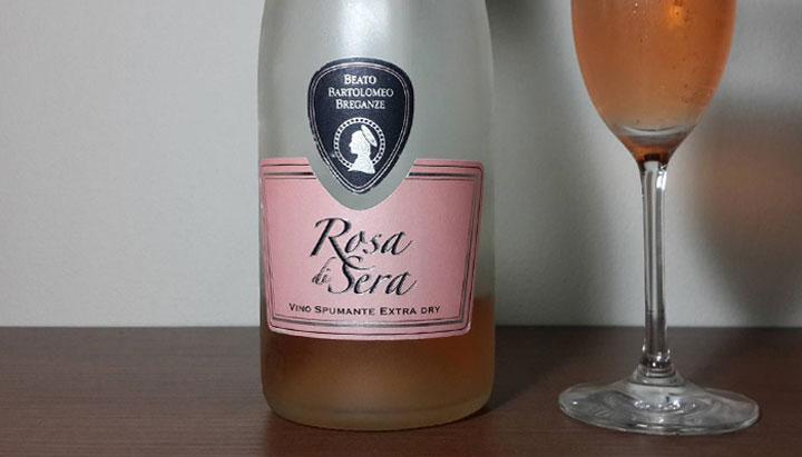 Beato Bartolomeo Breganze, Rosa di Sera Spumante Extra Dry